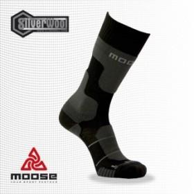 33bbe0b9376 YETI zimné merino termo ponožky Moose - Ponožkožrout.sk