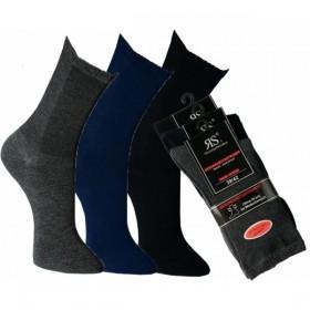 DIABET zdravotné bavlnené ponožky RS - Ponožkožrout.sk cb3b6083e8