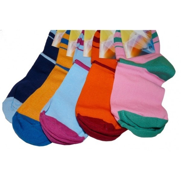 KIDS detské bavlnené ponožky - 10párov - Ponožkožrout.sk ba52b8bd56