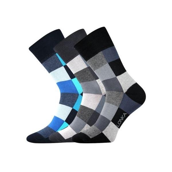 DECUBE farebné spoločenské ponožky Lonka - Ponožkožrout.sk 0c9df30e51