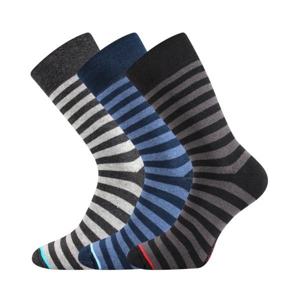 dd2ce43c7c604 GONG pánske froté ponožky Boma - mix 5 - Ponožkožrout.sk