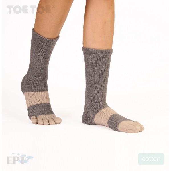 6665f5afcbe 3D walking športové prstové ponožky ToeToe - Ponožkožrout.sk