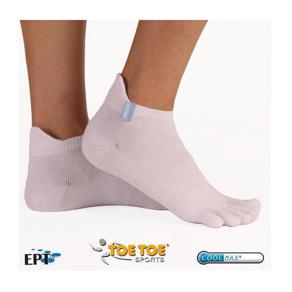 fd62589266a Bežecké nízke prstové ponožky ToeToe  Běžecké prstové ponožky ToeToe